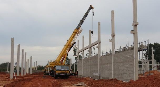 Construção Shopping Botucatu – SP